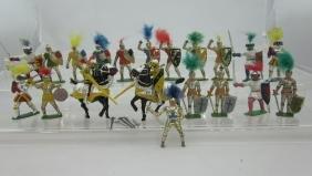 Assorted Sacul Knights