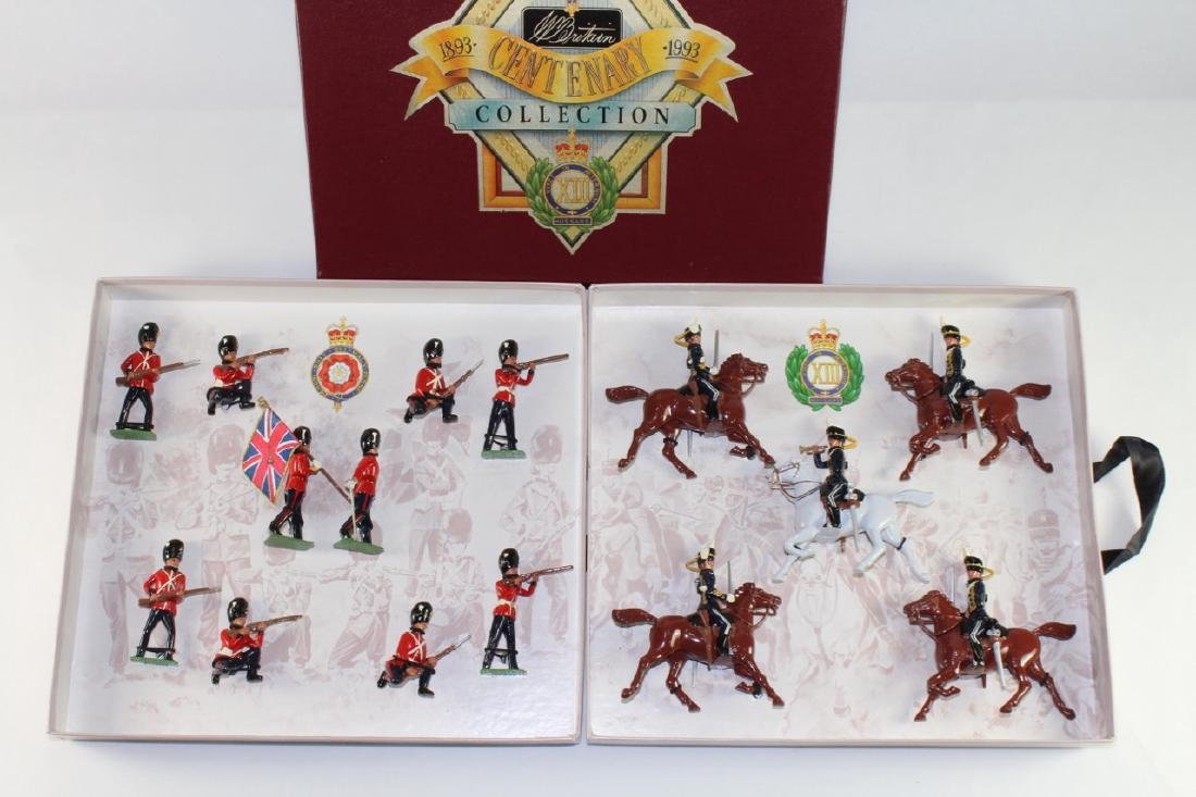 Britains Set #8813 1893-1993 Centenary Collection