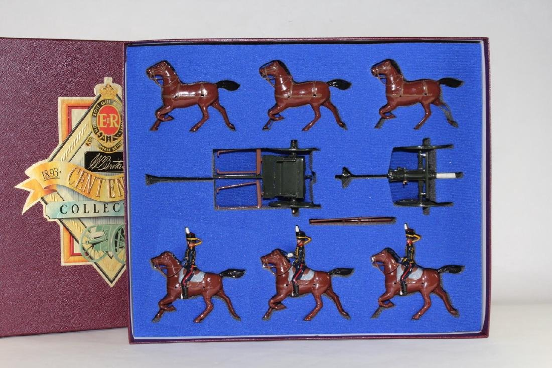 Britains Set #8825 1893-1993 Centenary Collection