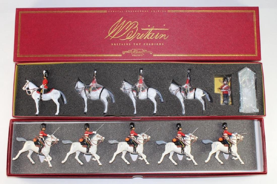 Britains Set #0075 and #00169 Scots Greys