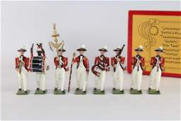 Wm Hocker 180 Types American Revolution Band