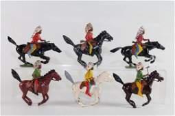 Britains Wild West Indians