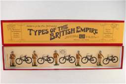 Hocker Set 1515 CIV Cyclist Detachment