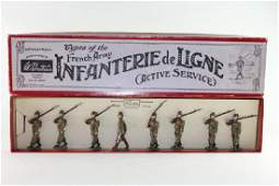 Britains Set 192 Infantanerie De Ligne