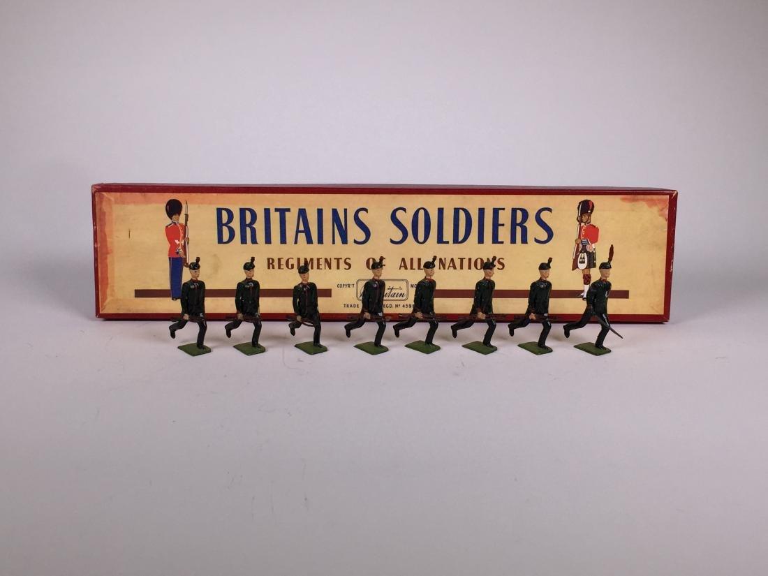 Britains Set #98 King's Royal Rifle Corps