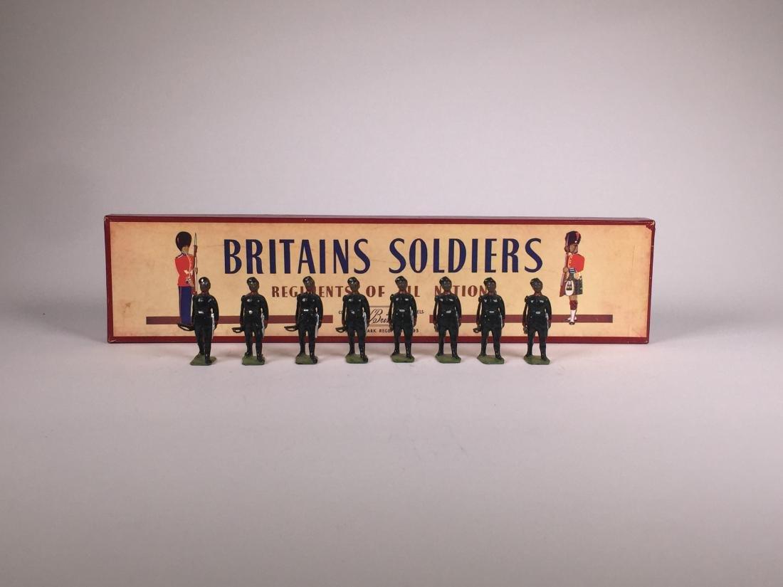 Britains Set #197 Gurkha Rifles