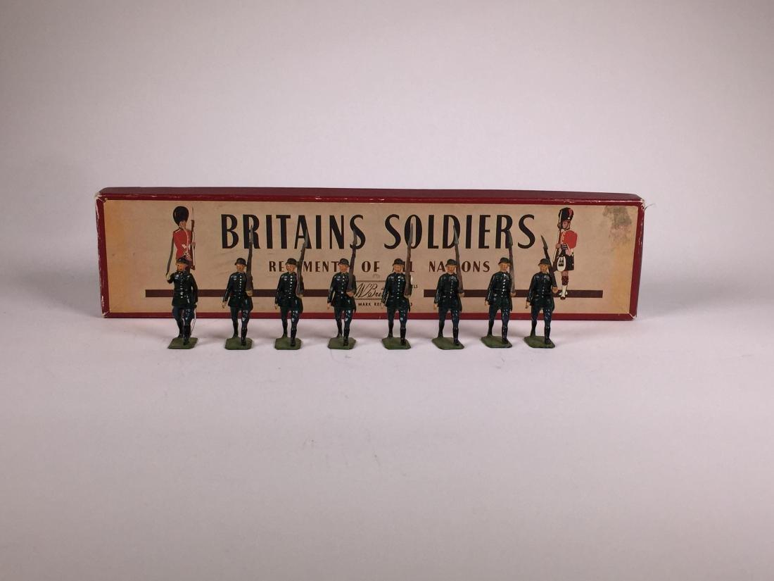 Britains Set #432 German Infantry
