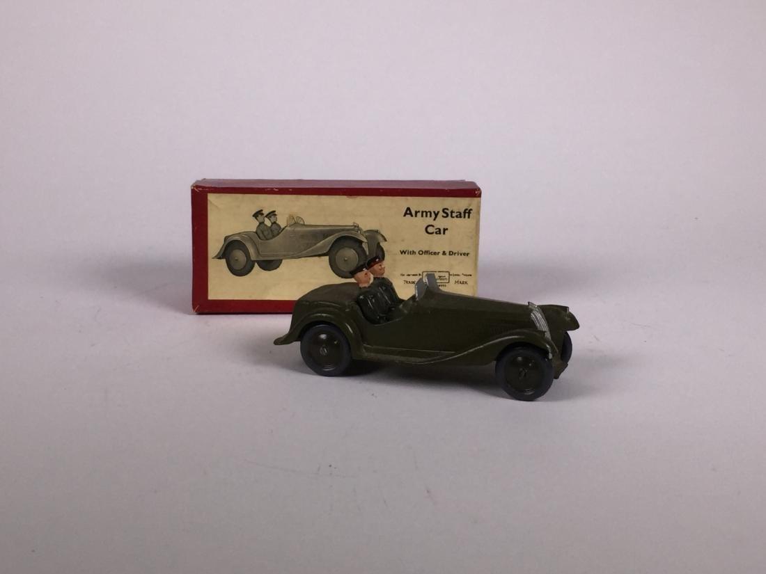 Britains Set #1448 Army Staff Car