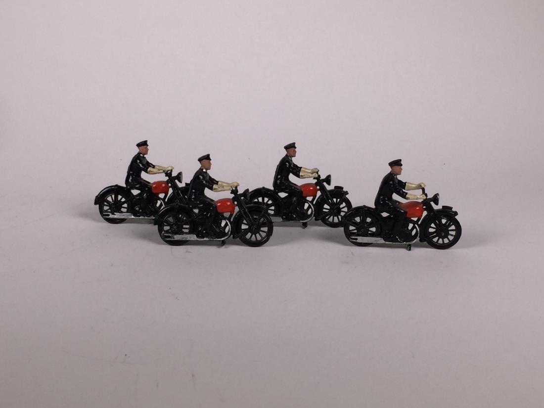 Britains Set #1792 Mobile Traffic Police