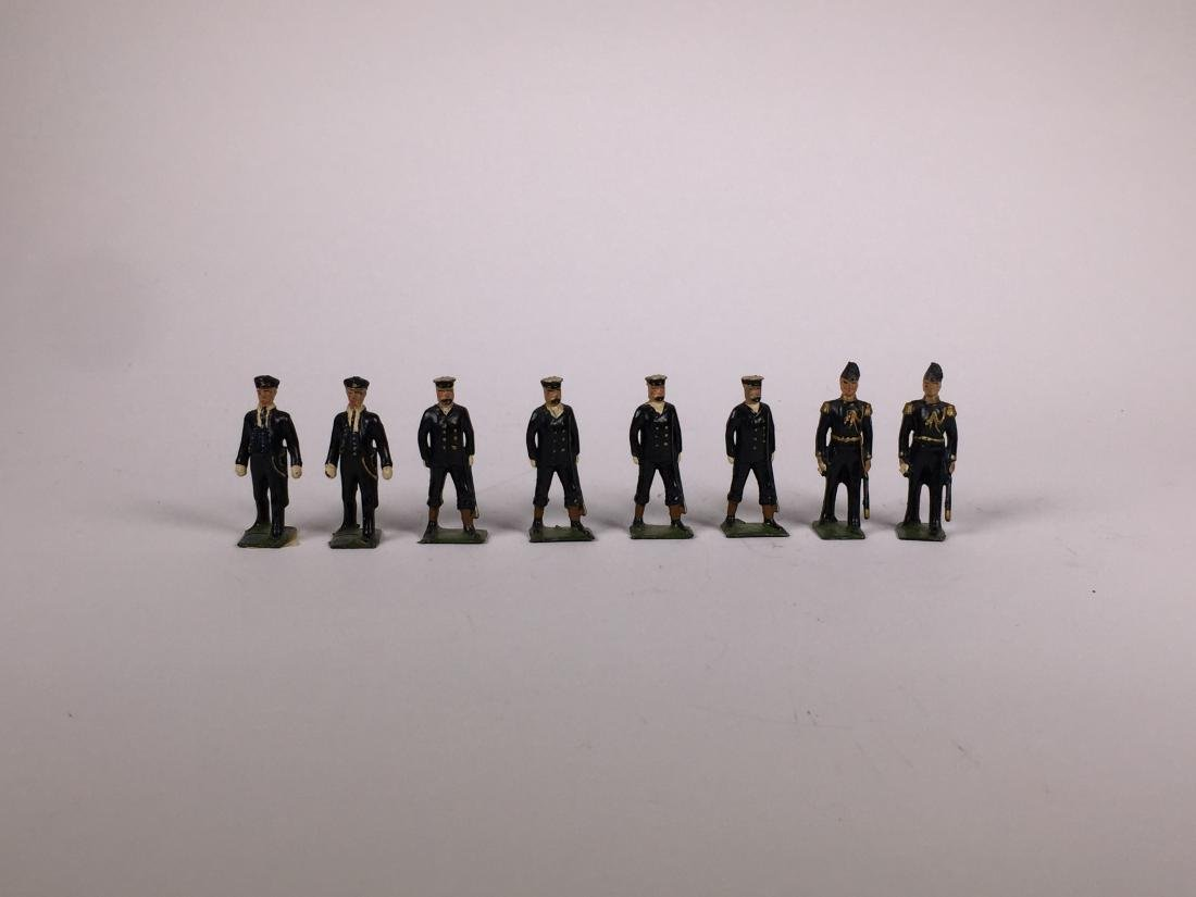 Britains Set #207 Officers and Petty Officers