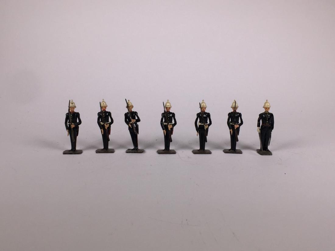Britains Set #2071 Royal Marines at Present