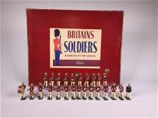 Britains Set 2112 US Marine Corps Band in Summer