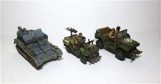 King  Country Military Vehicle Assortment