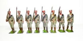 Britains Rare Pre-war The Montenegrin Infantry