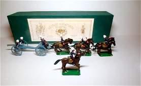 Alymer Zulu War Royal Mounted Artillery Set