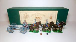 Alymer Confederate Horse Artillery Set