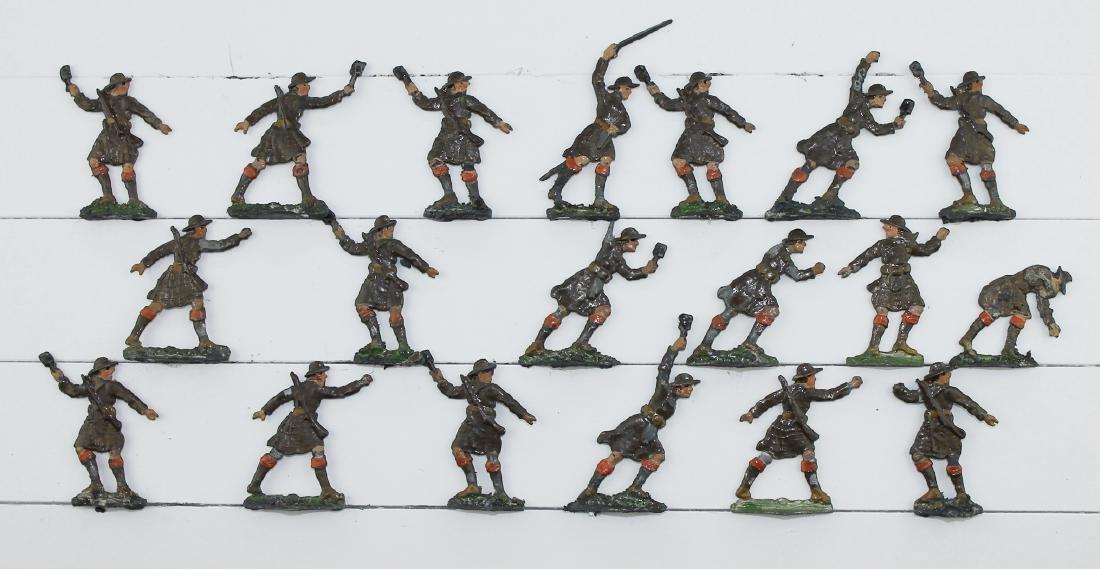 30mm Scottish Regiment During World War One