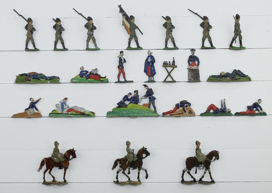 30mm Mixed Cavalry and Infantry