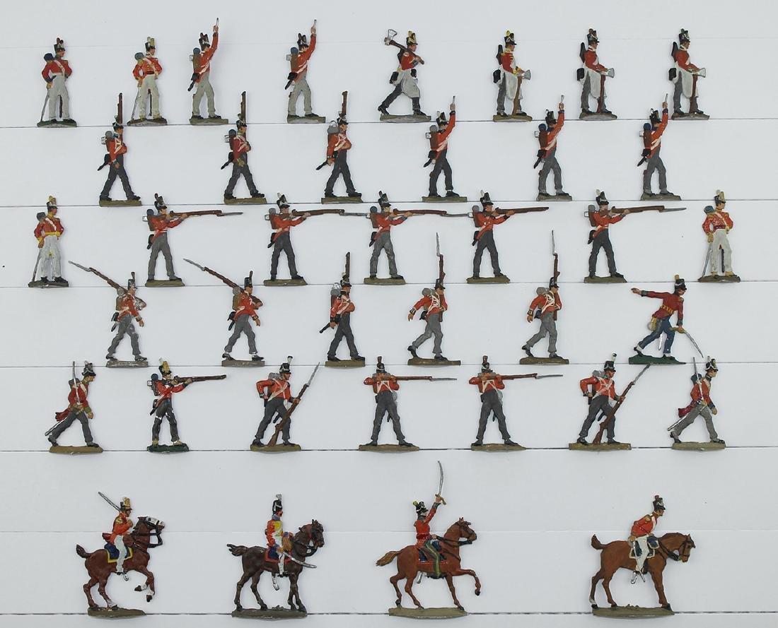 35mm British at Waterloo 1815