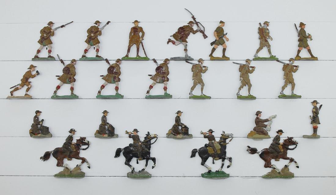 30mm British in Action World War One