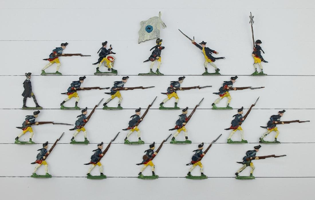 30mm 18th Century Prussians