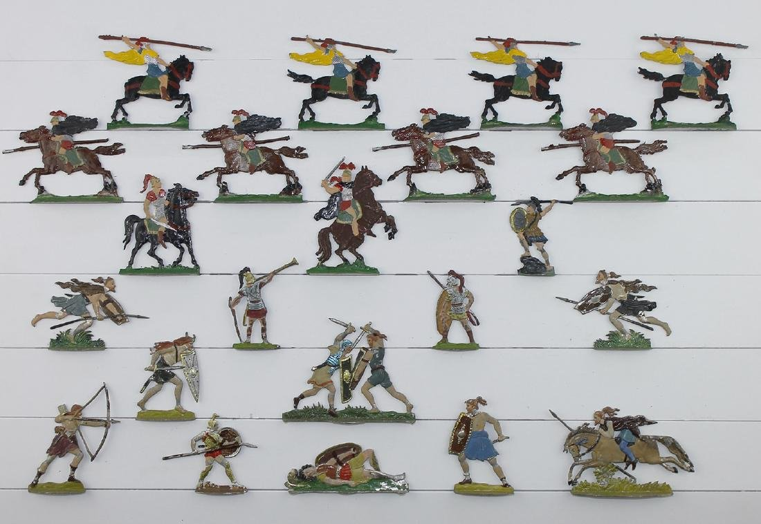 35-40mm Romans and Gauls