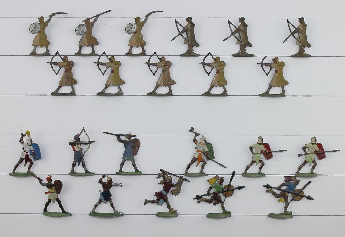 30mm Medieval Warriors
