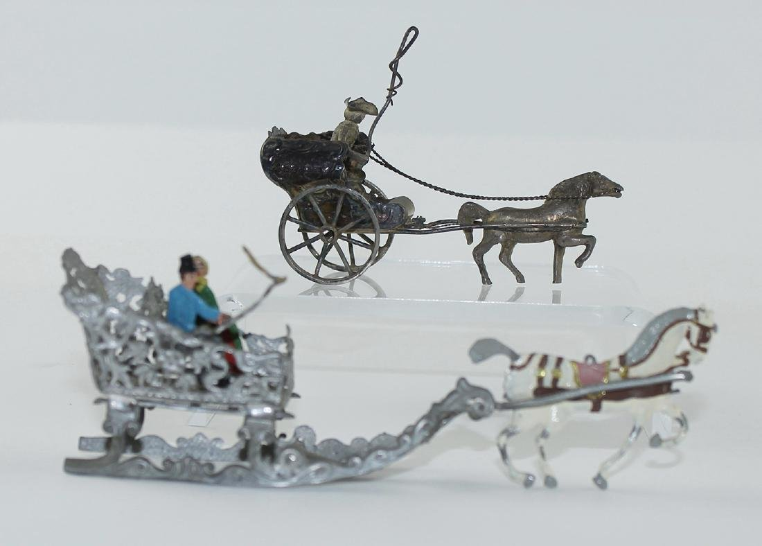 Horse Drawn Carriage and Sleigh