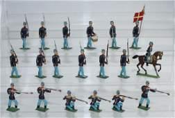 48mm Heyde Germany Danish Infantry