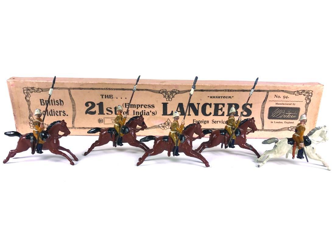 Britains Set #94 21 Lancers