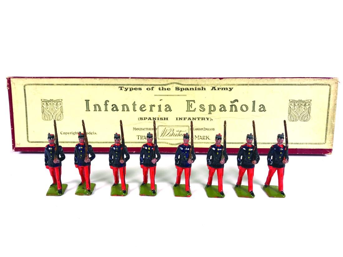 Britains Set #92 Spanish Infantry