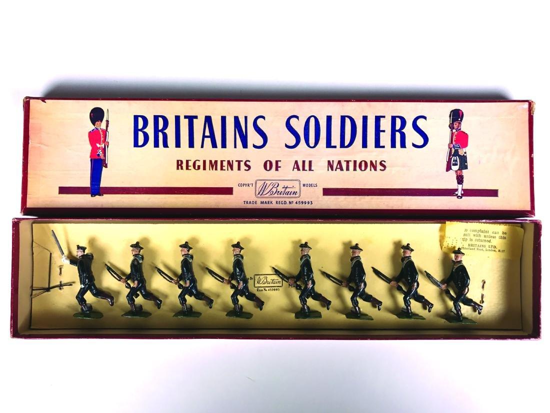 Britains Rare Set #143 Matelots