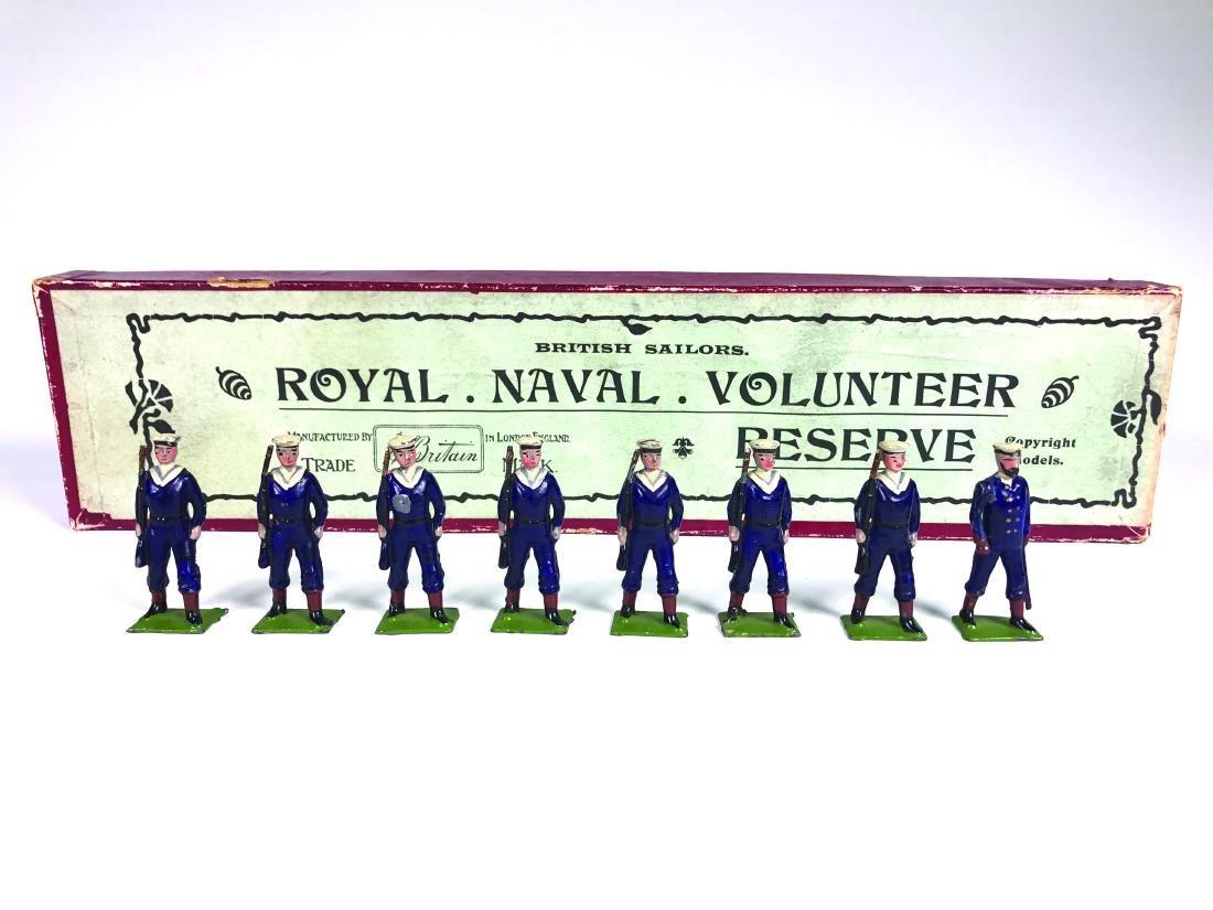 Britains Set #151 Royal Navy Volunteers
