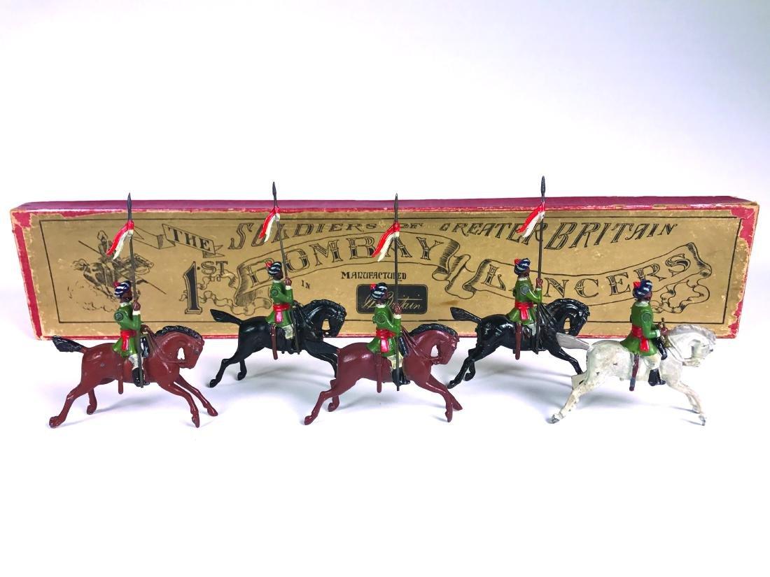 Britains Set #66 1st Bombay Lancers