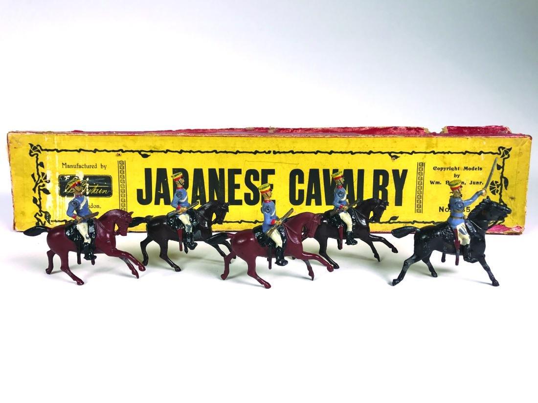 Britains Set #135 Japanese Cavalry