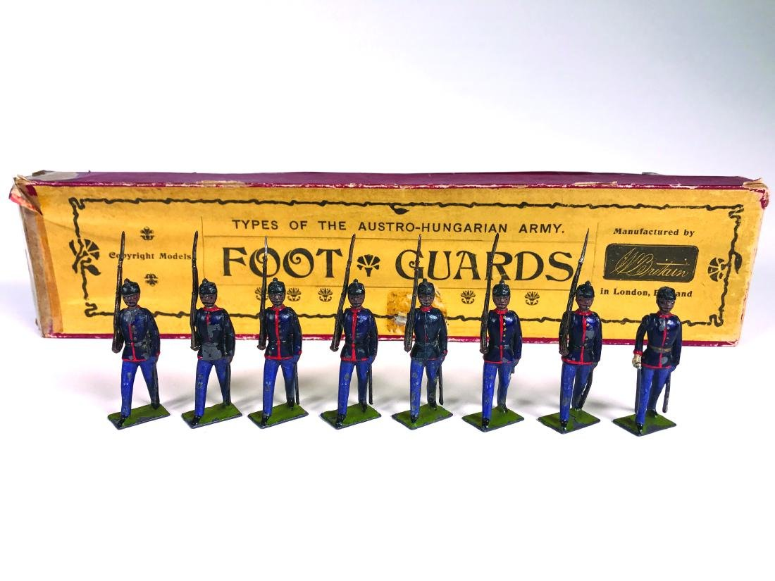 Britains Set #178 Austro-Hungarian Foot Guards