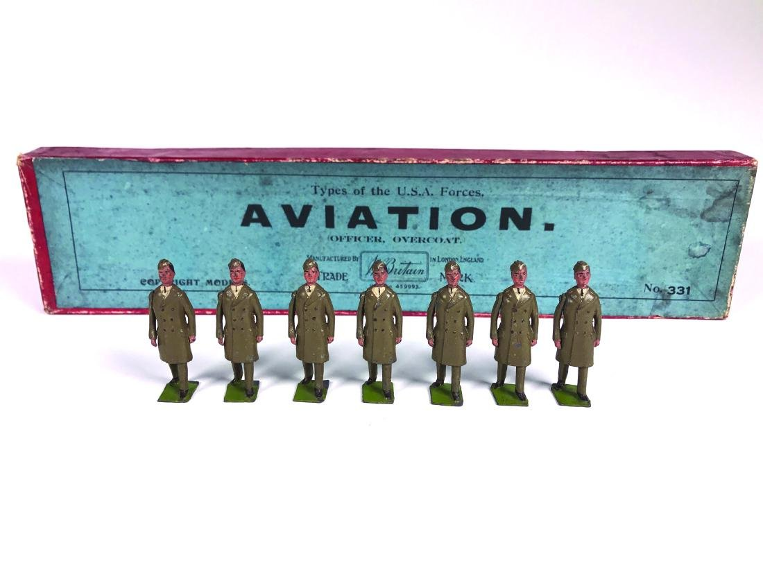 Britains Set #331 USA  Aviation