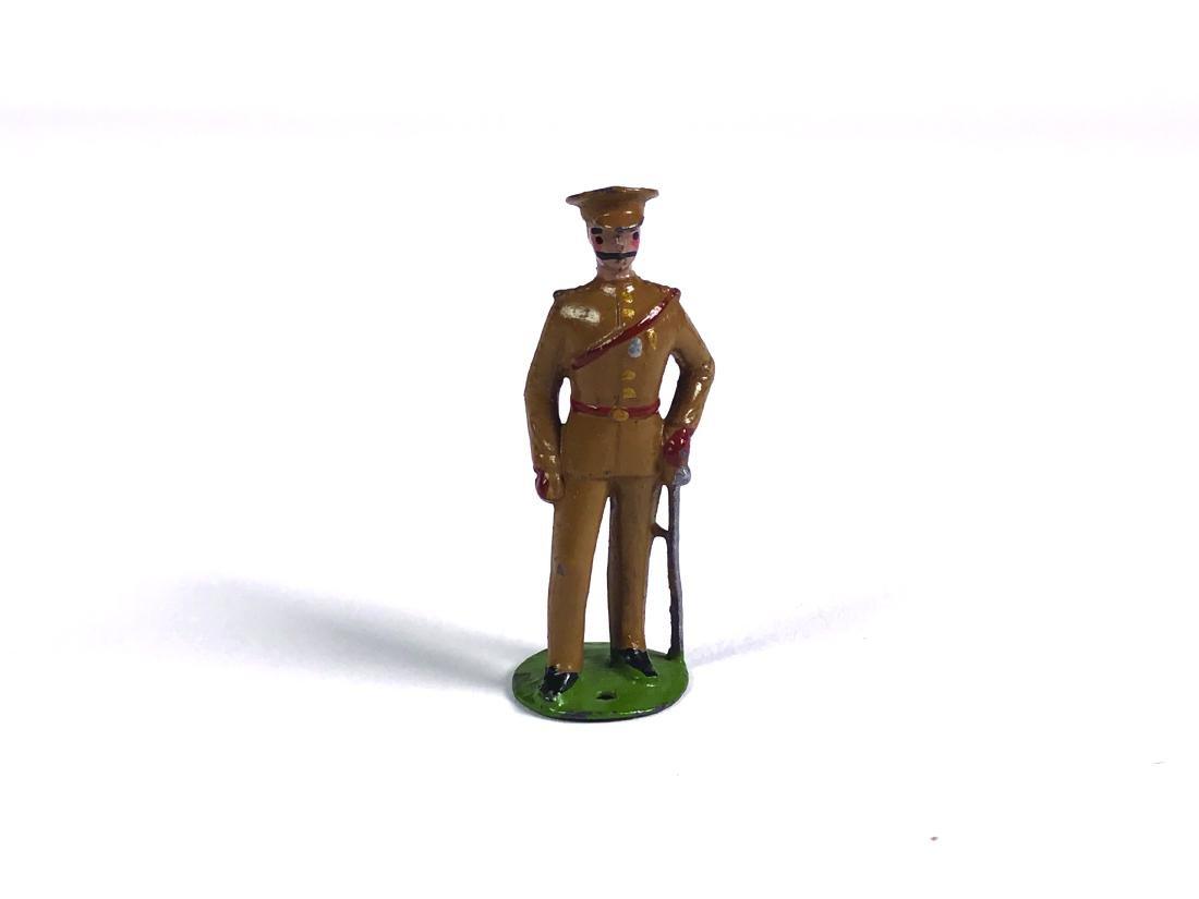 Britains Paris Office British Officer