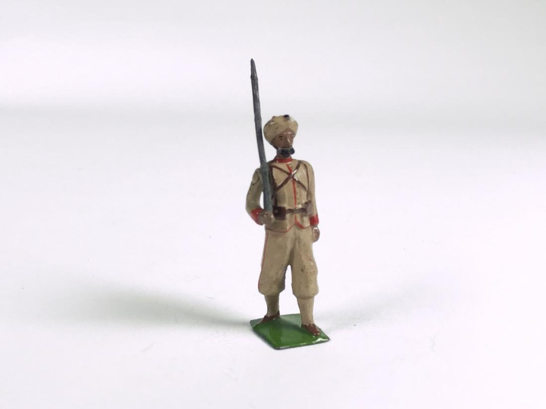 Britains Paris Office Indian Army Guide