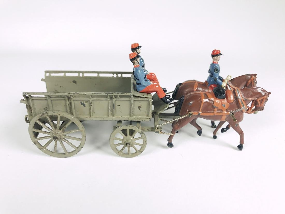 Britains Paris Office French Army Supply Wagon