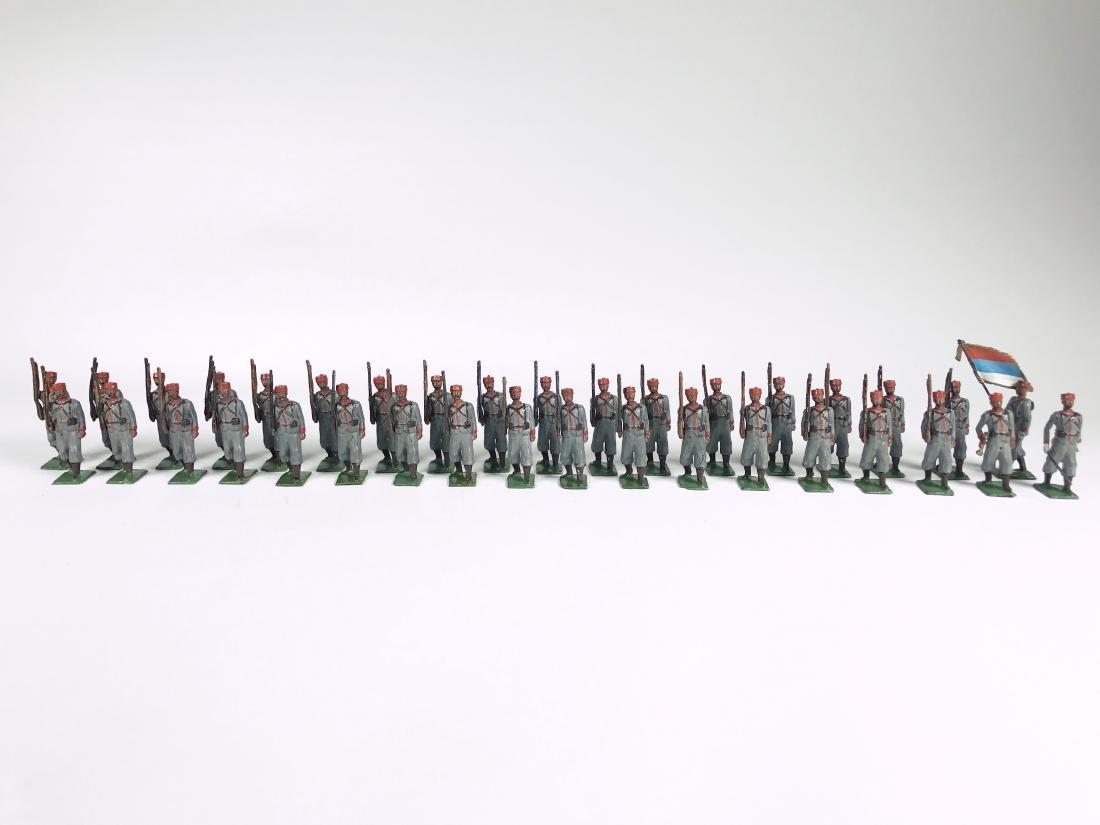 Britains Paris Office Montenegrin Infantry