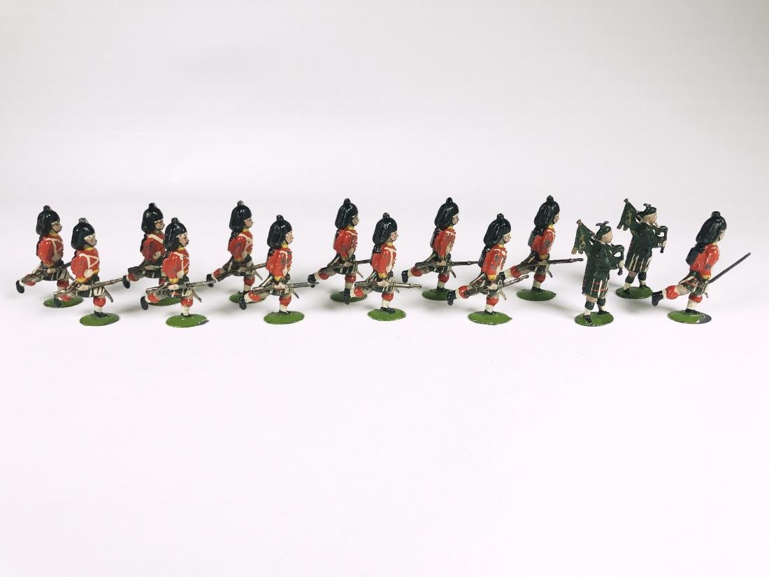Britains Set #88 Seaforth Highlanders - 2