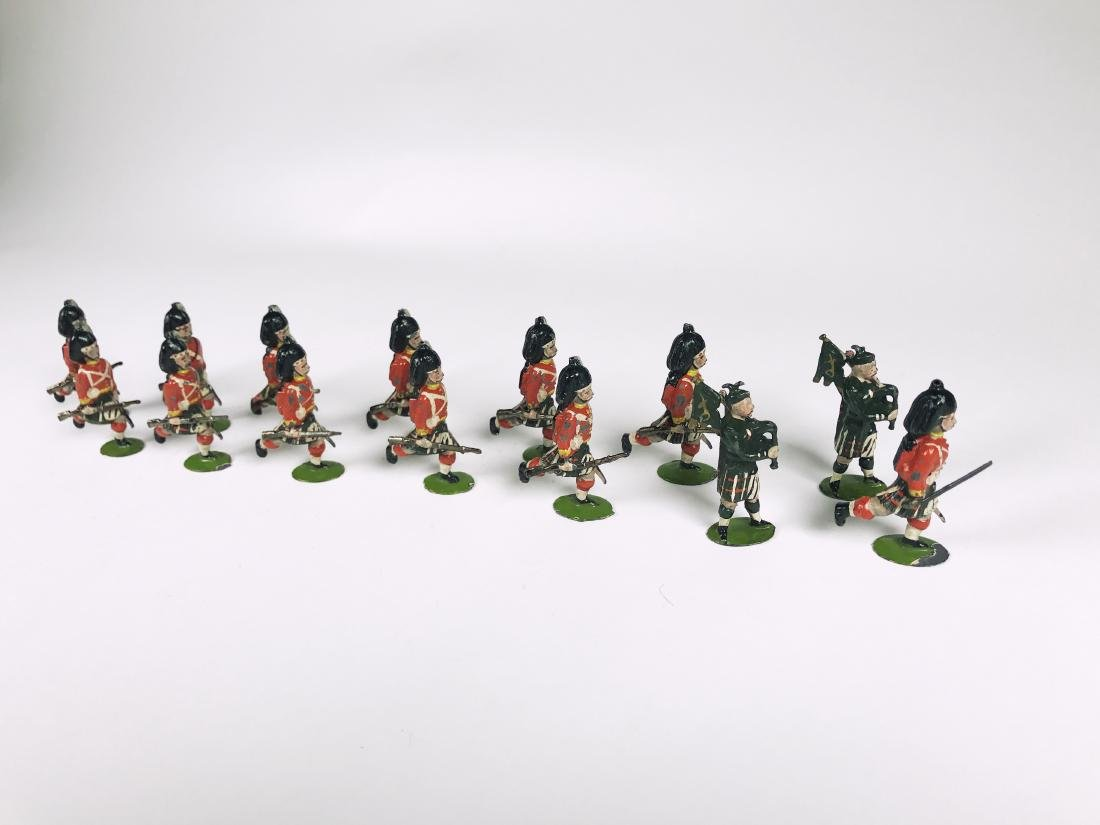 Britains Set #88 Seaforth Highlanders - 3