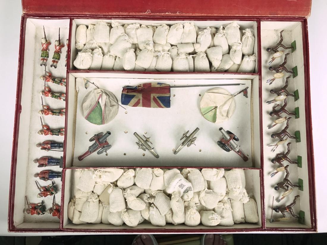 Britains Charterhouse Sand Bag Encampment - 2
