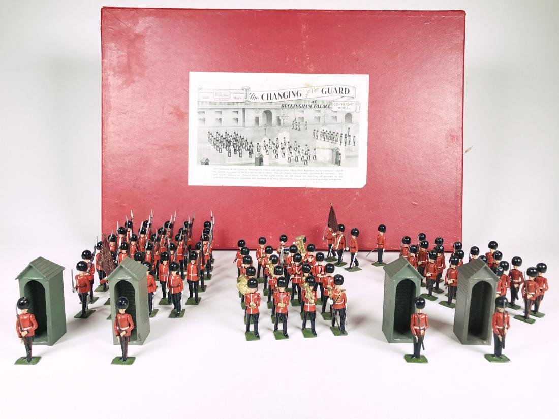 Britains Set #1555 Changing of the Guard