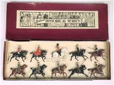 Britains Set 1873 Historical Series Cavalry