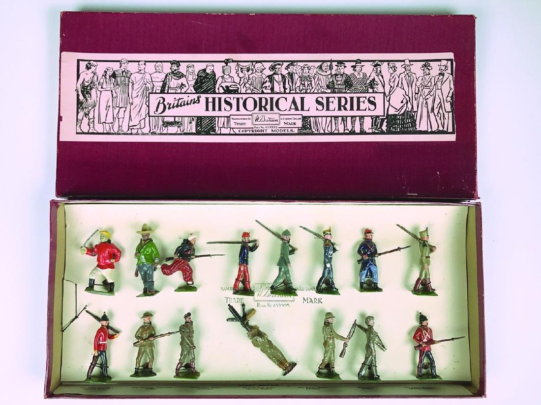 Britains Set #1886 Historical Series Infantry