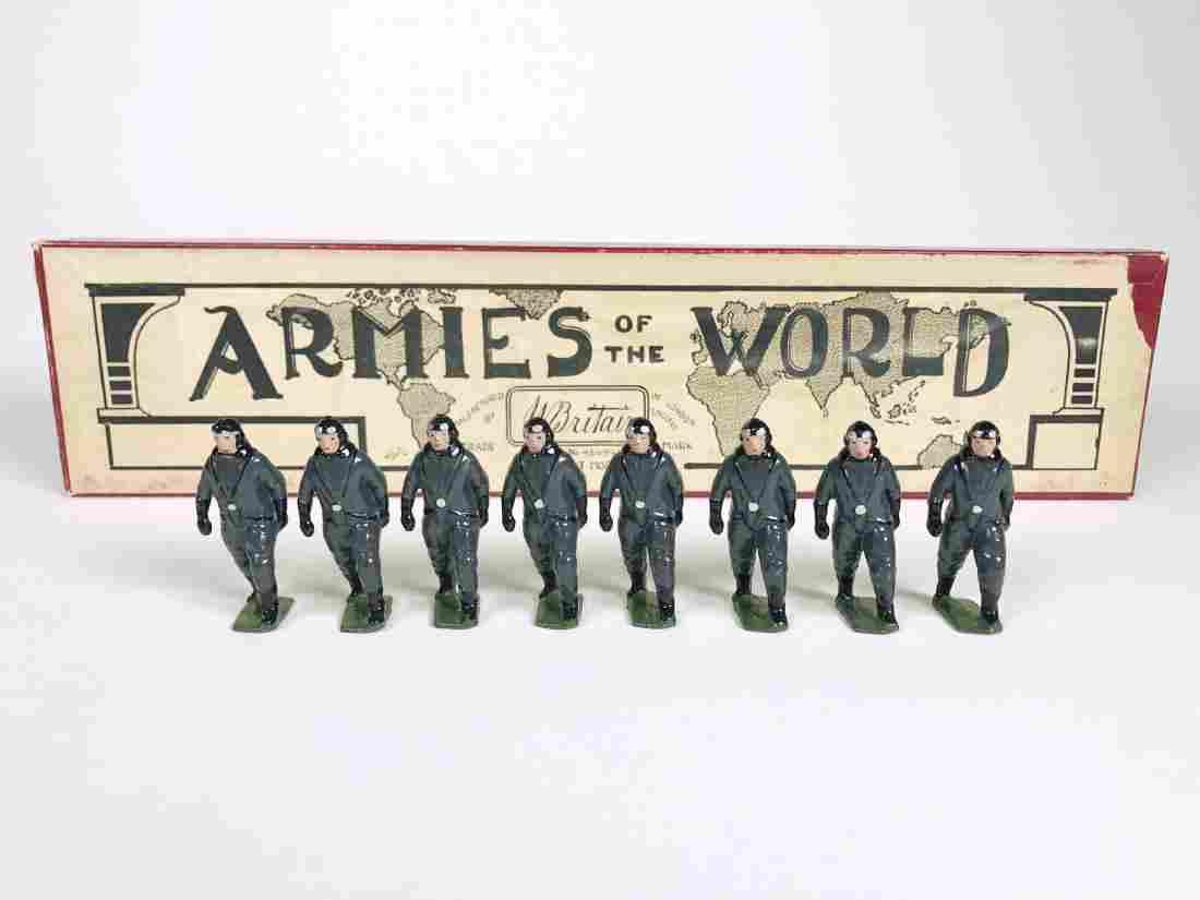 Britains Set #1895 German Luftwaffe Pilots