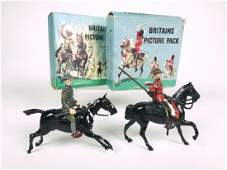 Britains Picture Packs 39B US Cavalry
