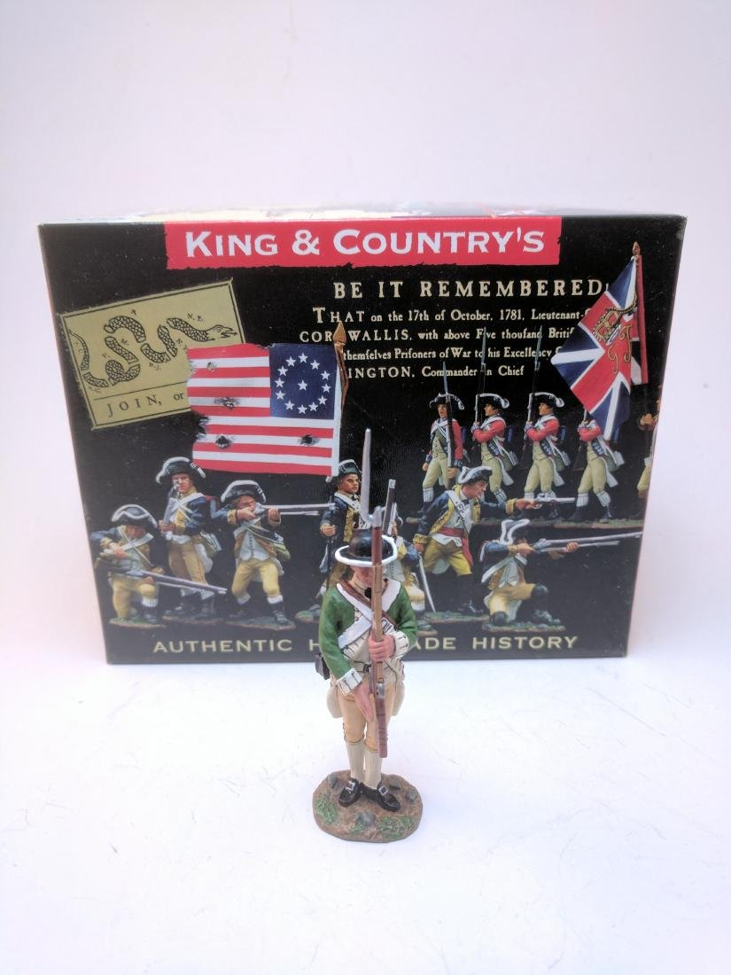 King & Country AR 048 Present Arms